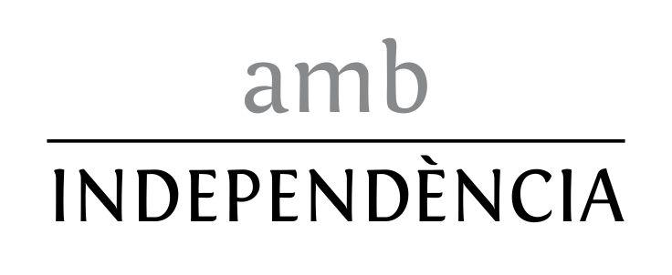 amb independència
